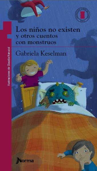 Papel Los Niños No Existen Y Otros Cuentos Con Monstruos