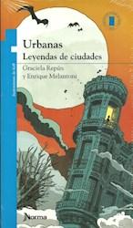 Libro Urbanas  Leyendas De Ciudades