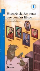 Libro Historia De Dos Ratas Que Comian Libros
