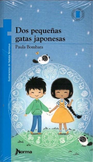 Papel Dos Pequeñas Gatas Japonesas