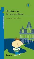 Libro El Misterio Del Mayordomo  ( Nva Ed )