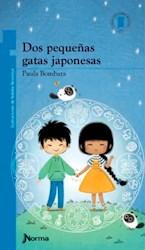 Libro Dos Pequeñas Gatas Japonesas