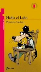 Libro Habla El Lobo