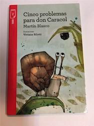 Libro Cinco Problemas Para Don Caracol