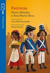 Libro Patriotas