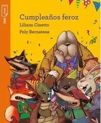 Libro Cumpleaños Feroz