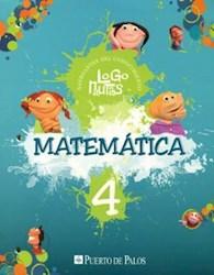 Papel Logonautas 4 Matematica