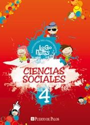 Libro Ciencias Sociales 4 Nacion Logonautas + Banco De Mapas Y Proyectos