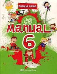 Libro Manual 6 Buenos Aires  Logonautas