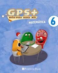Libro Gps + Matematica 6
