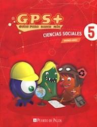 Libro Gps Ciencias Sociales 5 Buenos Aires