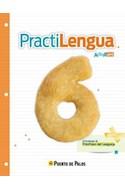 Papel PRACTILENGUA 6 PUERTO DE PALOS ACTIVADOS ACTIVIDADES DE PRACTICAS DEL LENGUAJE (NOV.2015)