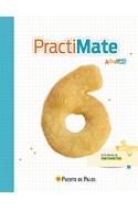 Papel PRACTIMATE 6 PUERTO DE PALOS ACTIVADOS ACTIVIDADES DE MATEMATICA (NOVEDAD 2015)