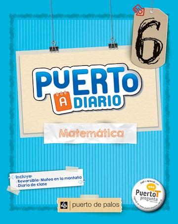 Papel Puerto A Diario 6 Matematica