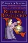 Papel Reforma O Revolucion
