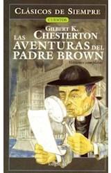 Papel LAS AVENTURAS DEL PADRE BROWN,