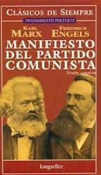 Papel Manifiesto Del Partido Comunista Longseller