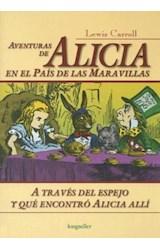 Papel AVENTURAS DE ALICIA EN EL PAIS DE LAS MARAVILLAS