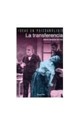 Papel TRANSFERENCIA, LA -IDEAS EN PSICOANALISIS
