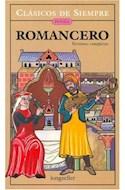 Papel ROMANCERO (COLECCION CLASICOS DE SIEMPRE)