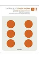 Papel CIENCIAS SOCIALES 6 LONGSELLER EGB CIUDAD DE BS.AS. (LIBROS DE 6)