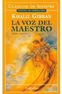 Papel VOZ DEL MAESTRO (COLECCION CLASICOS DE SIEMPRE)