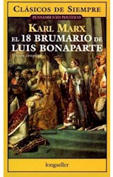 Papel EL 18 BRUMARIO DE LUIS BONAPARTE