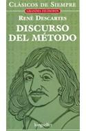 Papel DISCURSO DEL METODO (COLECCION CLASICOS DE SIEMPRE)