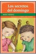 Papel SECRETOS DEL DOMINGO (COLECCION PRIMEROS LECTORES) (RUSTICA)