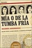 Papel Mia O De La Tumba Fria. Mujeres Asesinadas