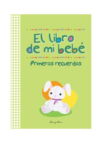 Papel El Libro De Mi Bebé - Primeros Recuerdos