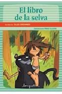 Papel LIBRO DE LA SELVA (COLECCION LECTORES EN CARRERA) (RUSTICA)
