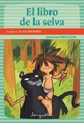 Papel El Libro De La Selva