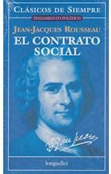 Papel CONTRATO SOCIAL (COLECCION CLASICOS DE SIEMPRE)