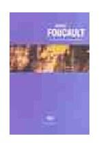 Papel VOCABULARIO DE MICHEL FOUCAULT