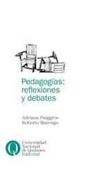 Papel PEDAGOGIAS: REFLEXIONES Y DEBATES
