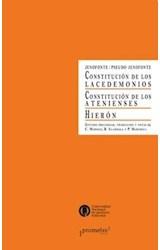 Papel CONSTITUCION DE LOS LACEDEMONIOS