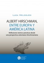 Libro Albert Hirschman, Entre Europa Y America Latina
