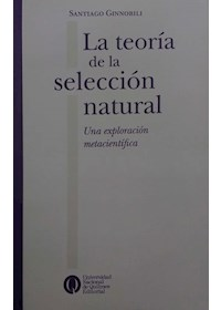 Papel Teoria De La Seleccion Natural, La. Una Exploracion Metacientifica