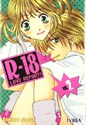Papel R-18 Love Report