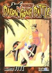 Papel Baron Gong Battle Five