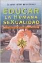 Libro Educar La Humana Sexualidad