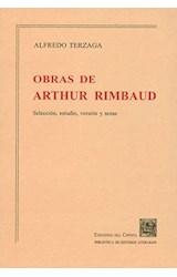 Papel OBRAS DE ARTHUR RIMBAUD