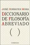 Papel Diccionario De Filosofia Abreviado
