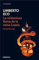 Libro La Misteriosa Llama De La Reina Loana