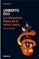 Papel MISTERIOSA LLAMA DE LA REINA LOANA (CONTEMPORANEA)