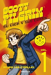 Papel Scott Pilgrim 1