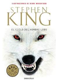 Papel El Ciclo Del Hombre Lobo