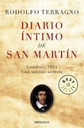 Libro Diario Intimo De San Martin
