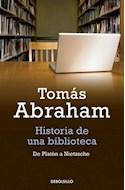 Papel HISTORIA DE UNA BIBLIOTECA DE PLATON A NIETZSCHE